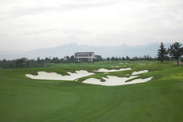 Pine Valley Golf & Country Club (Bunker Remodel)